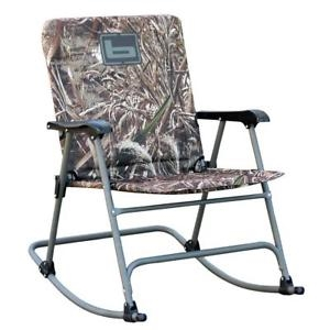 Picture of **FREE SHIPPING** Camo Rocking Chair by Banded Gear
