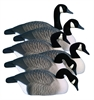 Picture of **FREE SHIPPING** MAGNUM HALF SHELL CANADA Goose Decoys 6pk by Higdon Decoys