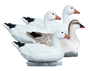 Picture of **FREE SHIPPING** Snow Goose Floater 4pk by Higdon Outdoors