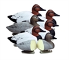 Picture of **FREE SHIPPING** Standard Canvasback Duck Decoys 6 pk  (Foam Filled) by Higdon Decoys