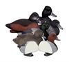 Picture of **FREE SHIPPING** Standard Diver Pack Duck Decoys by Higdon Outdoors