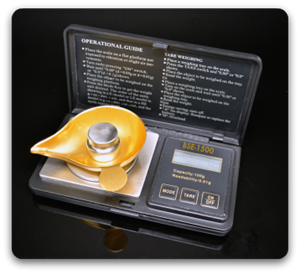 Picture of BallistiScale Elite Digital Scale by Ballistic Products